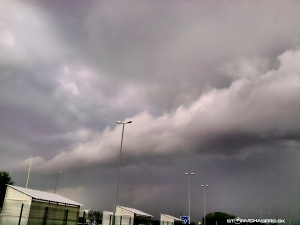 Húľava 22.5.2012 v Galante